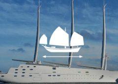 El velero más grande del mundo