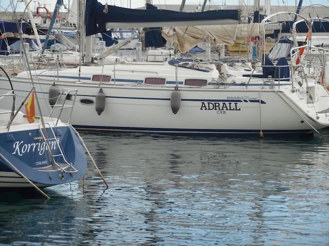 El nombre de nuestro barco