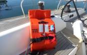 Seguridad a bordo: equipo y material